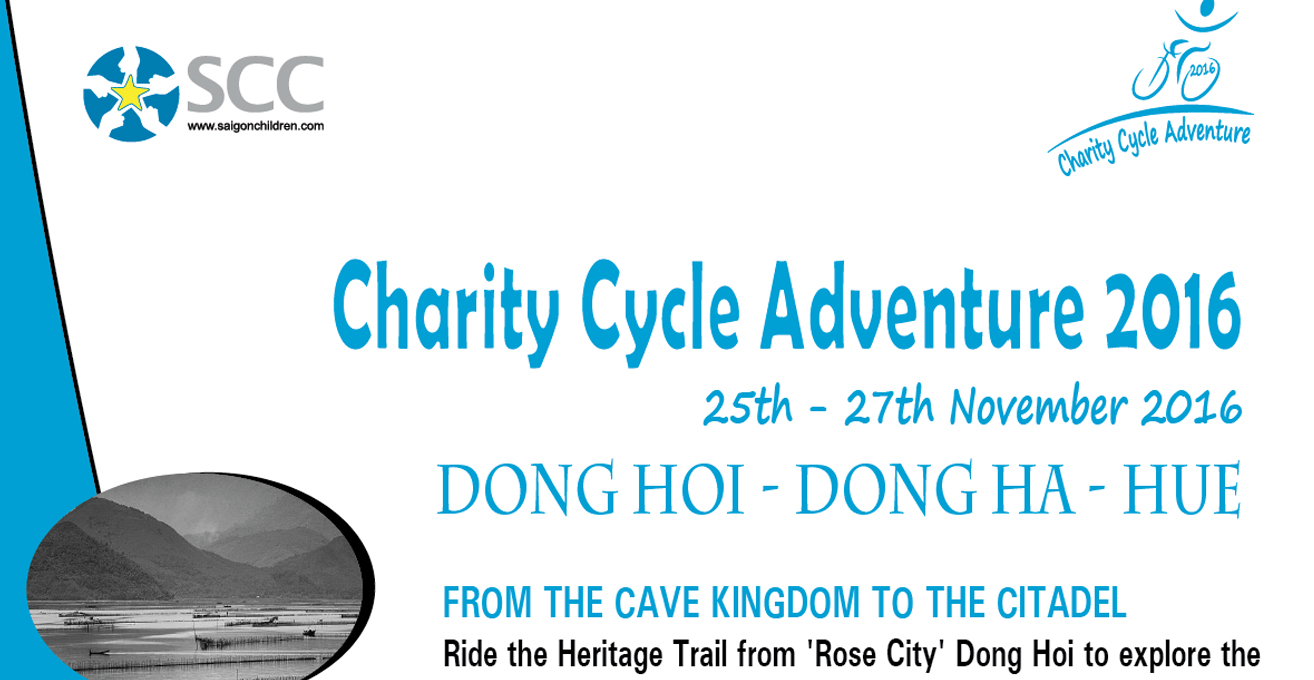 Charity Cycle Adventure 2016