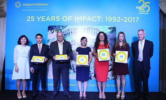 Saigon Children's Charity Rebrands - Saigon Children's Charity CIO
