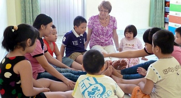 A British specialists loving journey supporting children with autism