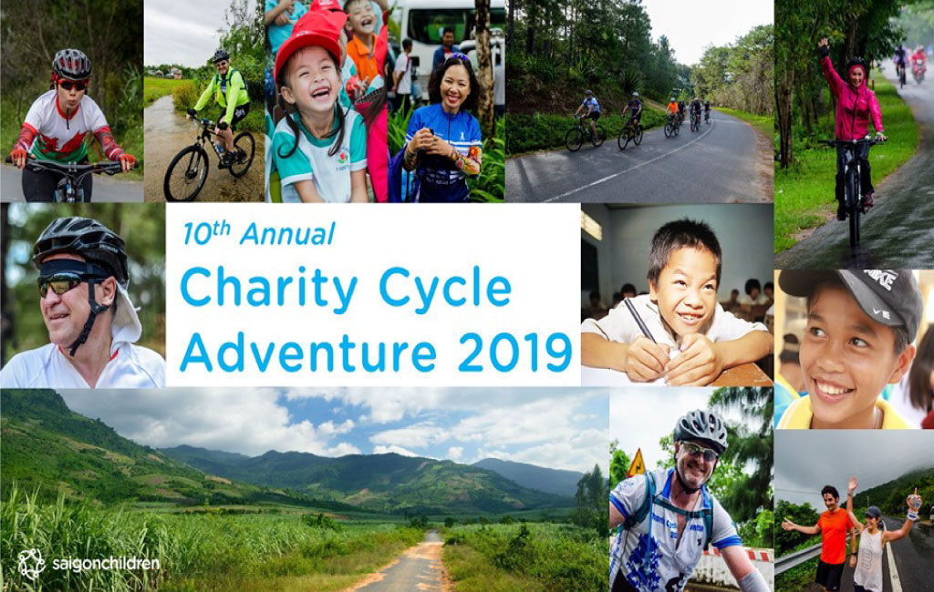 (English) Charity Cycle Adventure 2019