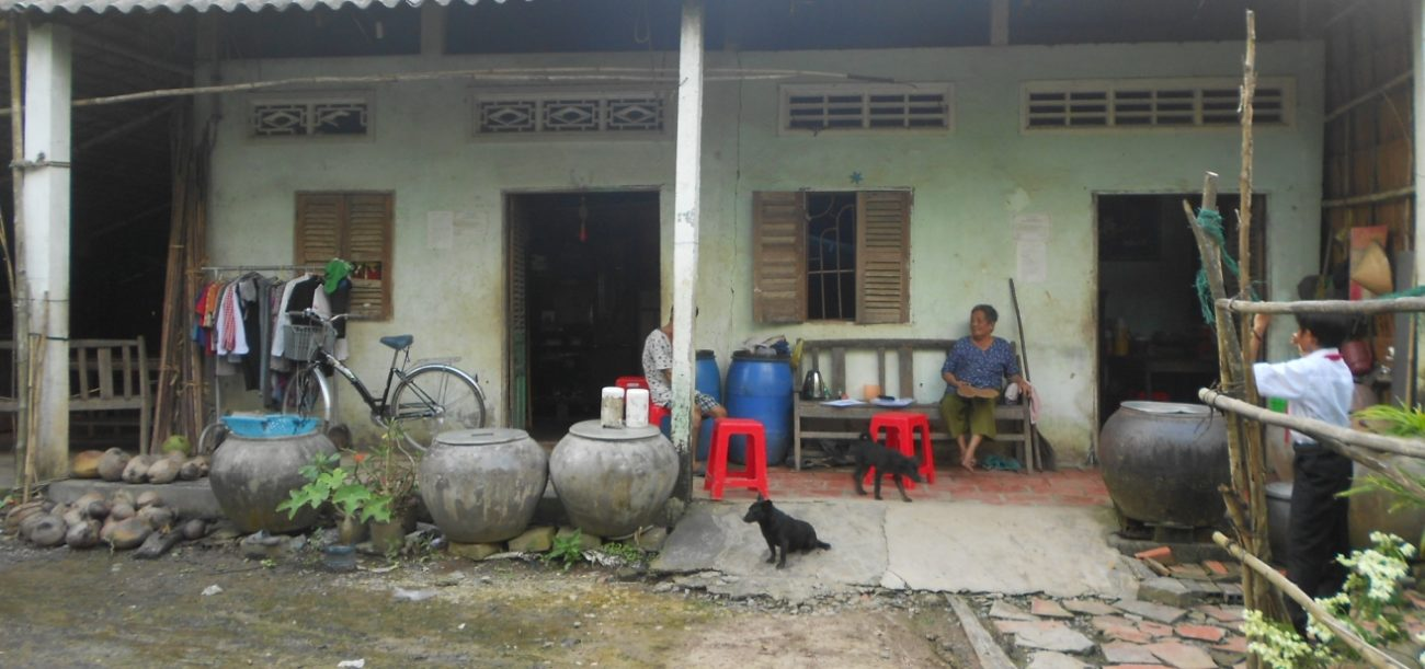 Help 15-year-old Huy to stay in school