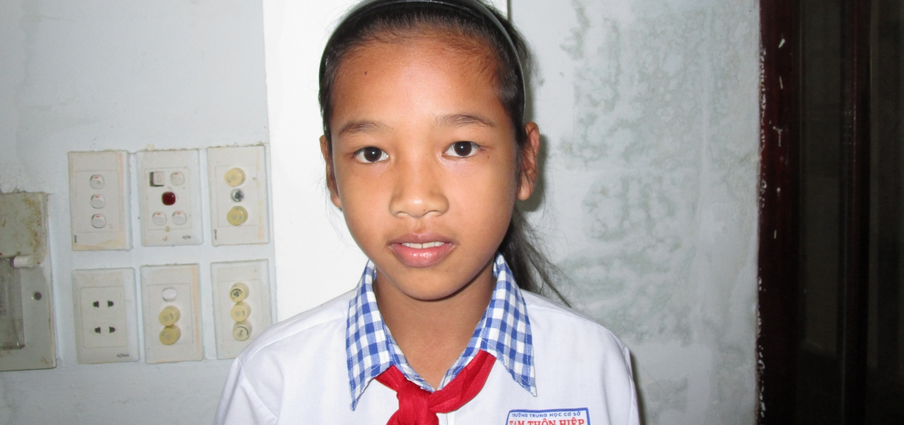 Help motivate Thao to keep going to school