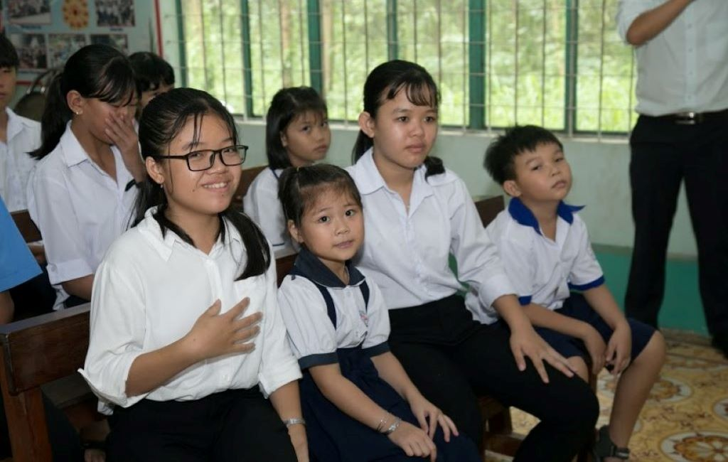 200 more beneficiaries of saigonchildren's scholarship programme