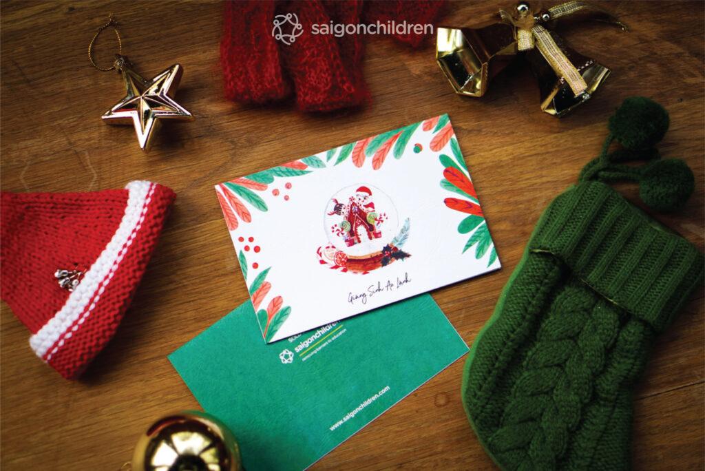 Chirstmas Holiday Gift Cards