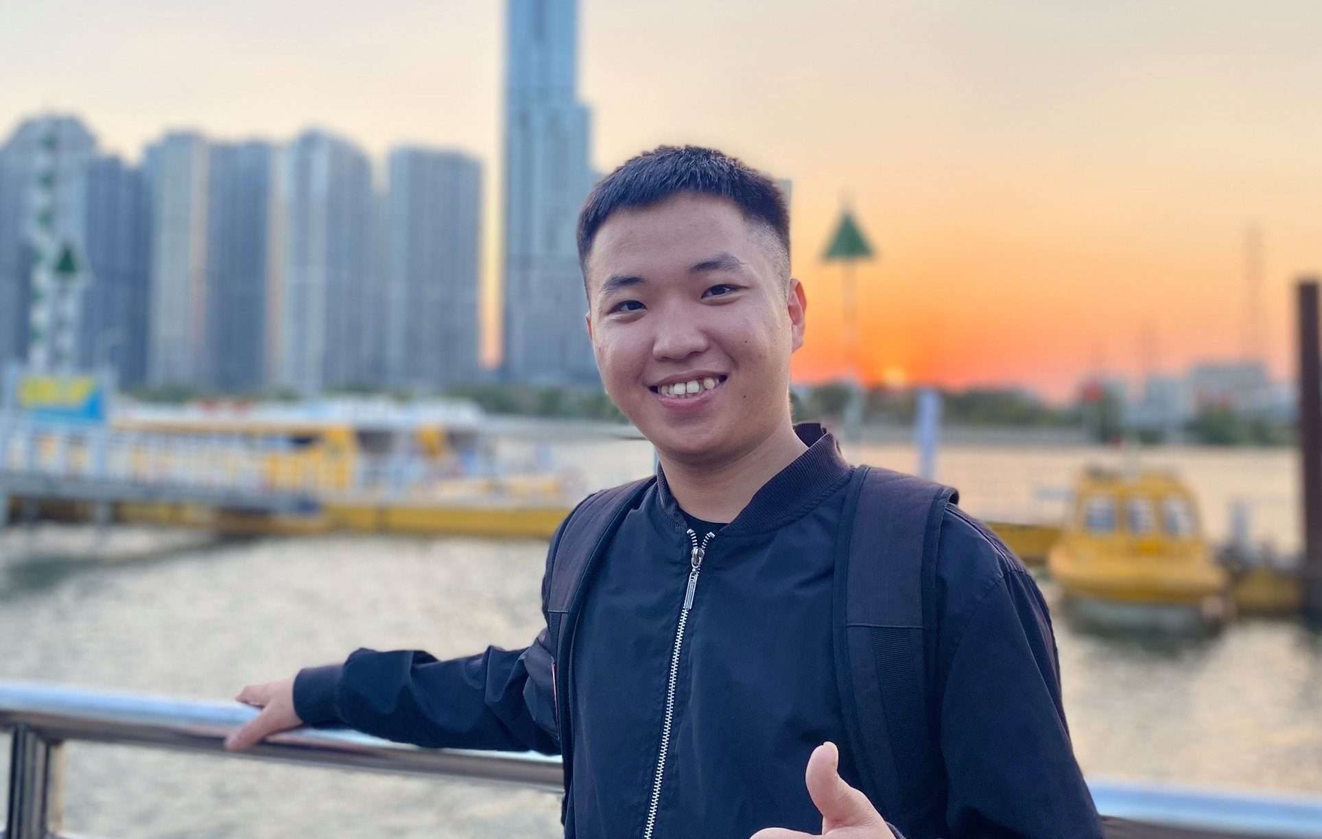 Van Tam in the world of coding and technology